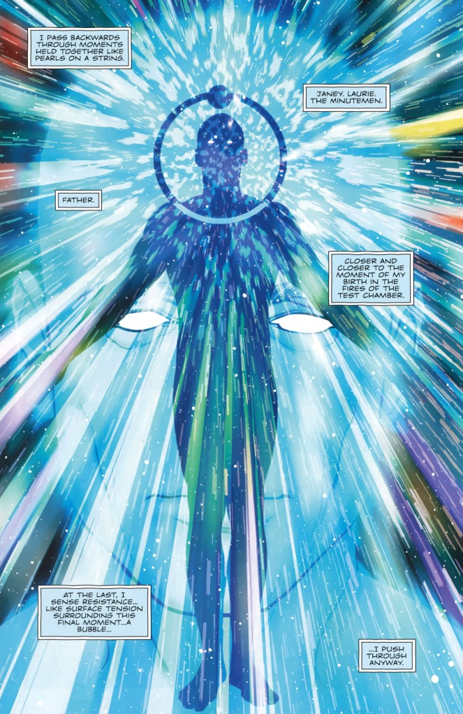 Comic Before Watchmen Dr Manhattan 02