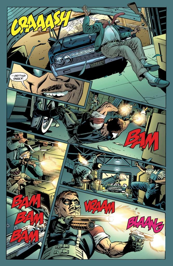 Comic Before Watchmen Le Comedien 01