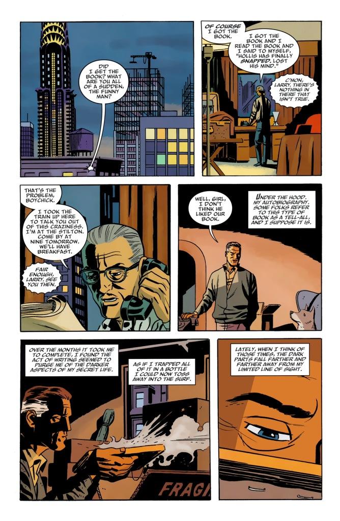 Comic Before Watchmen Minutemen 01