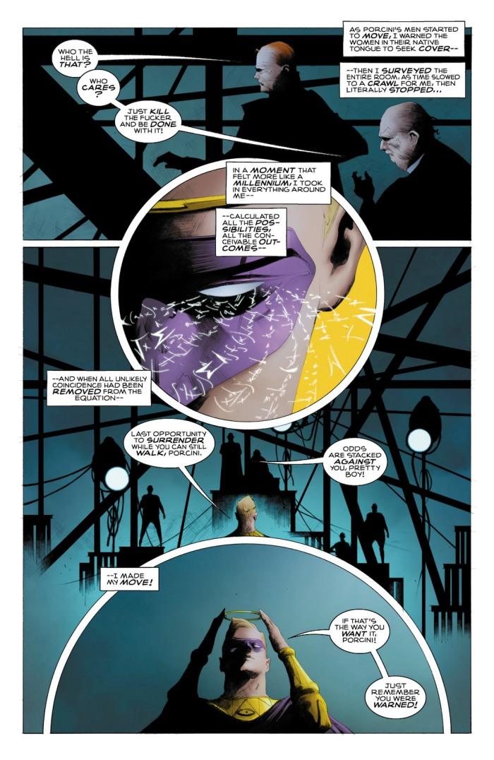 Comic Before Watchmen Ozymandias 02