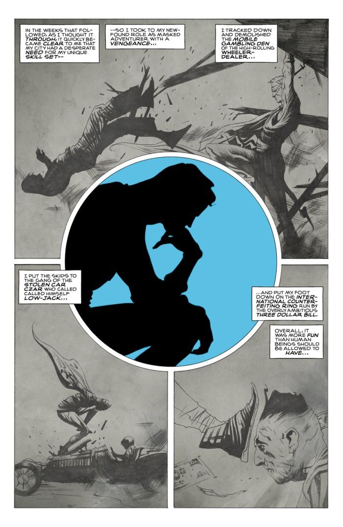 Comic Before Watchmen Ozymandias 03