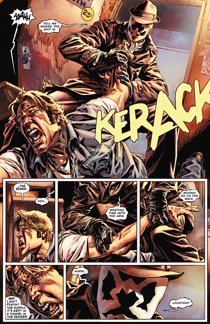 Comic Before Watchmen Rorschach 02